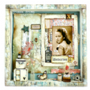 Workshop Saturday 28th March 2020 - Step Back In Time Shadowbox with Brenda Brown